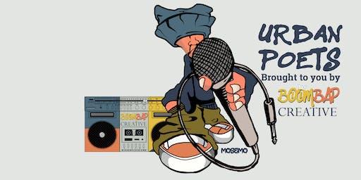 Urban Poets - Spoken Word & Open Mic