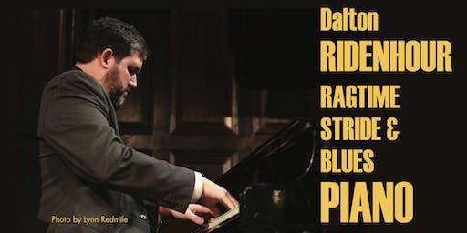 Jazz at the Chapel presents Dalton Ridenhour