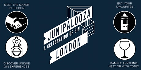 Junipalooza London 2020 tickets