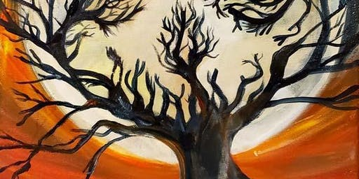 Paint The Haunted Tree @The Break- West Valley!