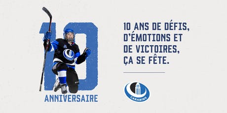Carabins Hockey | Match d'ouverture saison 2019-2020 tickets