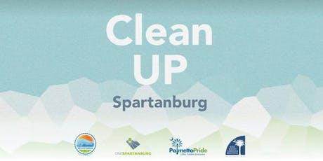 Clean UP Spartanburg tickets