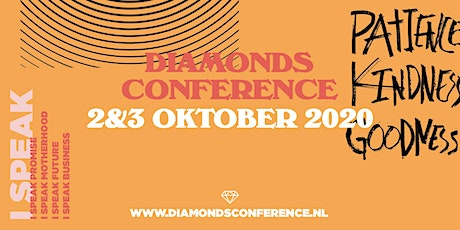 Diamonds Conference 2020 tickets