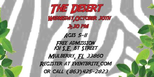 Wild Wednesday: The Desert
