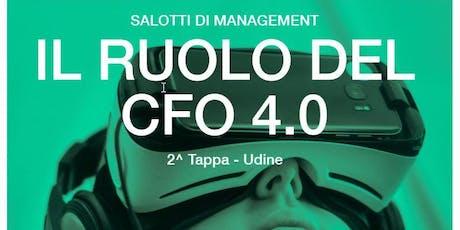 Il ruolo del CFO 4.0 biglietti