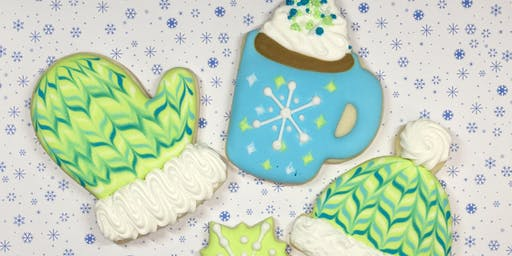 Cookie Decorating Class Nov 23rd - Winter theme; no experience necessary