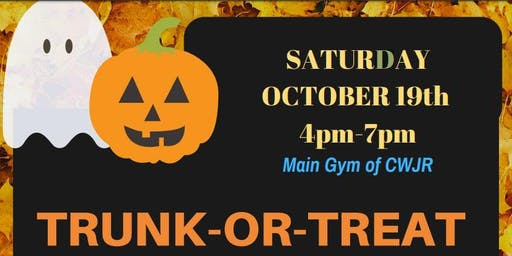 Trunk or Treat at CWJR