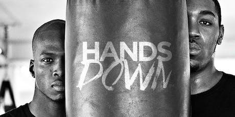 Hands Down Open Seminar 2019 tickets