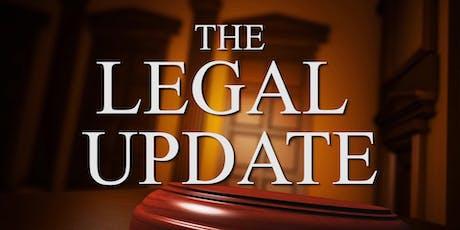 IOSH Manchester Branch - Legal Update tickets