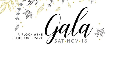 Flock Wine Club Pick-Up Party & Gala tickets