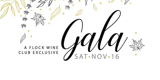 Flock Wine Club Pick-Up Party & Gala