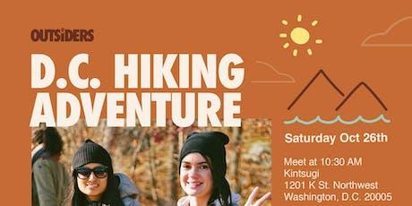 DC Hiking Adventure tickets