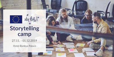 Storytelling camp II 2019