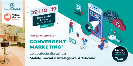 Brescia - Workshop sul Convergent Marketing biglietti