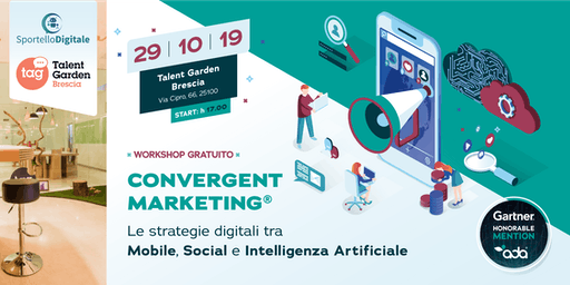 Brescia - Workshop sul Convergent Marketing