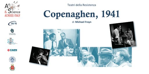 Art & Science  -    Copenaghen di Michael Frayn