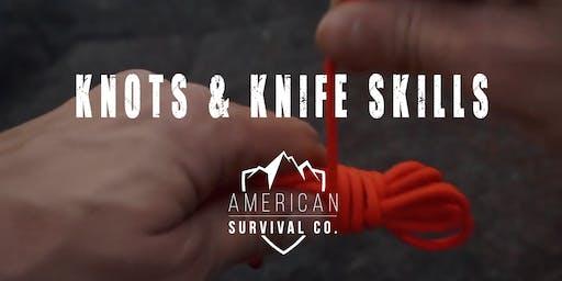 Knots and Knife Skills - AR