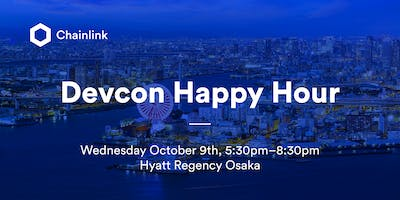 Chainlink: Connected Smart Contracts Happy Hour