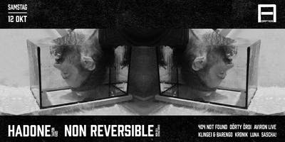 Adapter w/ Hadone & Non Reversible