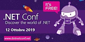.NET Conf 2019 Catania