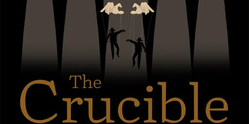Plano West Theatre THE CRUCIBLE by Arthur Miller 10.17
