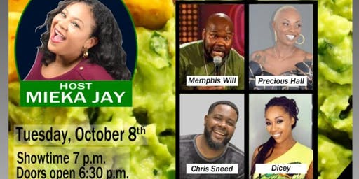 Giggles & Guac Comedy Show