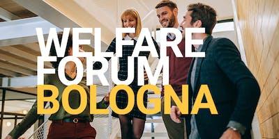Welfare Forum Bologna   Palazzo Gnudi  martedì29 ottobre