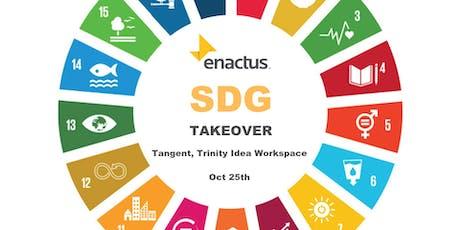 Enactus SDG Takeover tickets