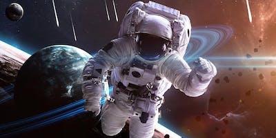 Planetarium: Space exploration