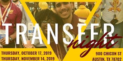 Huston-Tillotson University Transfer Night