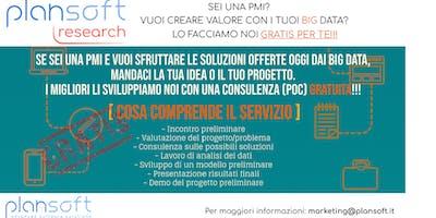 Crea valore dai tuoi [BIG] Data: sfrutta l'aiuto GRATUITO di Plansoft