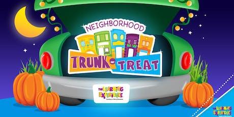 Trunk or Treat & Fall Festival tickets