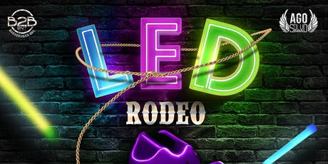LED- The Rodeo tickets
