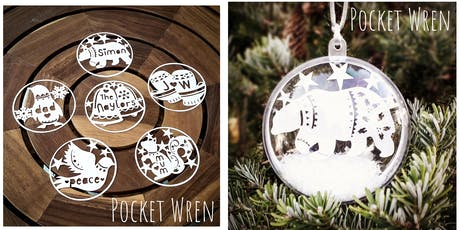 Festive Papercutting tickets