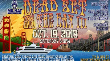 Grateful Dead Sunset Concert Cruise