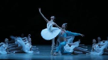 "Mariinsky Ballet and Orchestra: ""La Bayadère"""