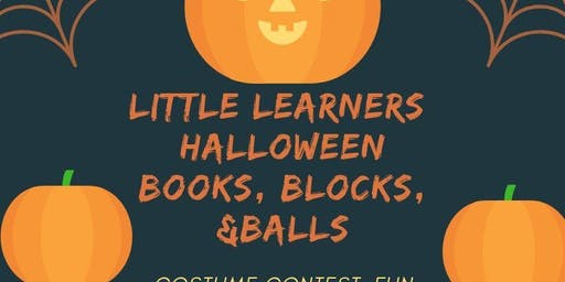Little Learners Halloween Party