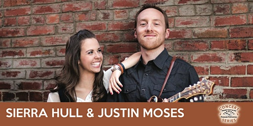 Sierra Hull & Justin Moses - TVOTFC Concert Series