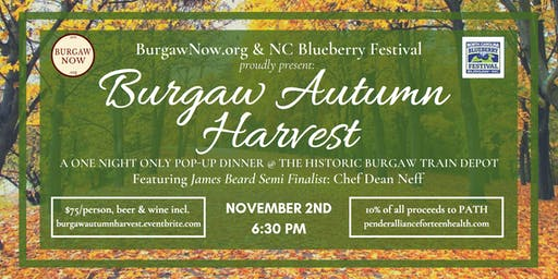 Burgaw Autumn Harvest