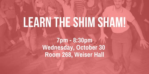 Shim Sham Workshop
