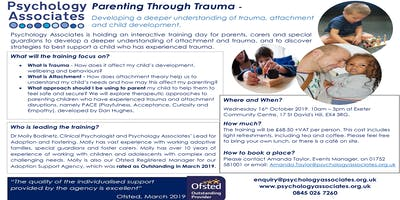Parenting Through Trauma