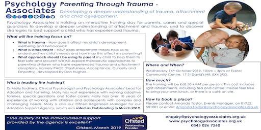 Parenting Through Trauma