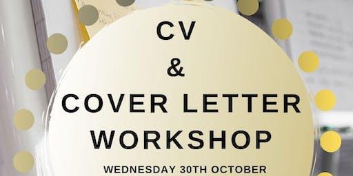 CV & COVER LETTER WORKSHOP (LAW, FINAL YEAR)