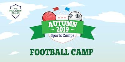 Football Camp - Autumn 2019