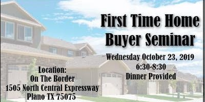 Free 1st  Time Home buyer Seminar