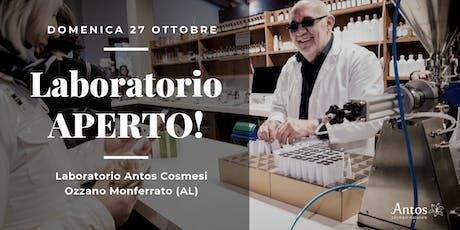 Laboratorio aperto  -  27 ottobre 2019 biglietti