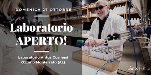 Laboratorio aperto  -  27 ottobre 2019