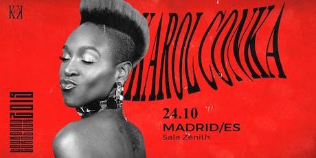 Karol Conká / Madrid | SON Estrella Galicia entradas
