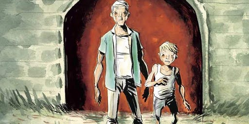 Signing with Jeff Lemire