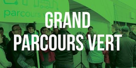 Grand Parcours vert - Le 26 octobre 2019 billets